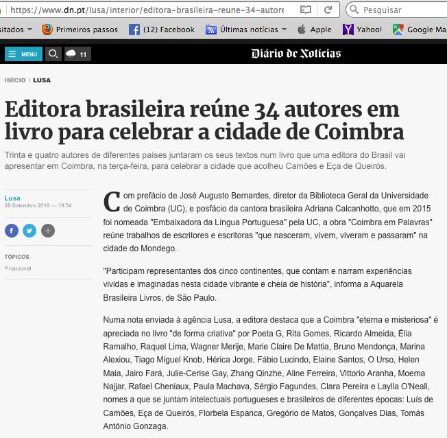 Diário de Notícias_Coimbra em palavras