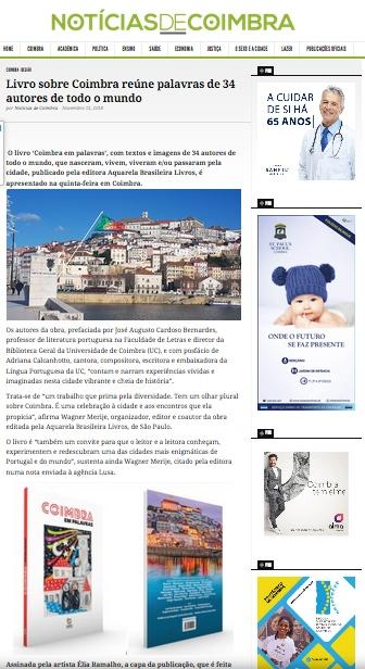 Notícias de Coimbra_Coimbra em palavras