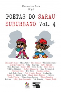 Poetas do Sarau Suburbano vol 4_capa