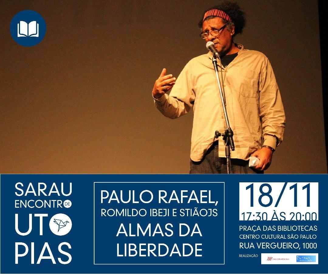 Almas da Liberdade_Sarau Utopias_CCSP_181117