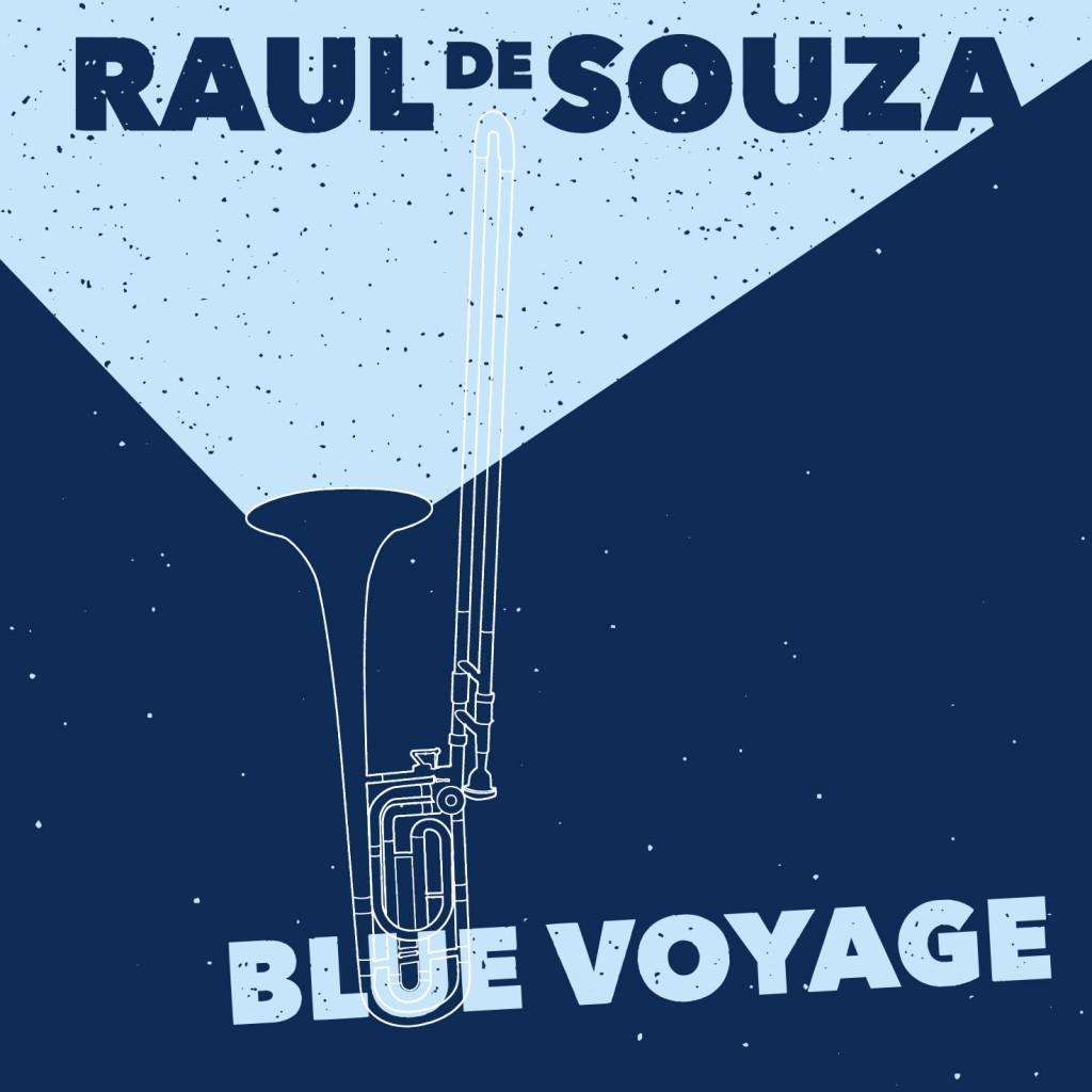 Raul de Souza_BlueVoyage_capa