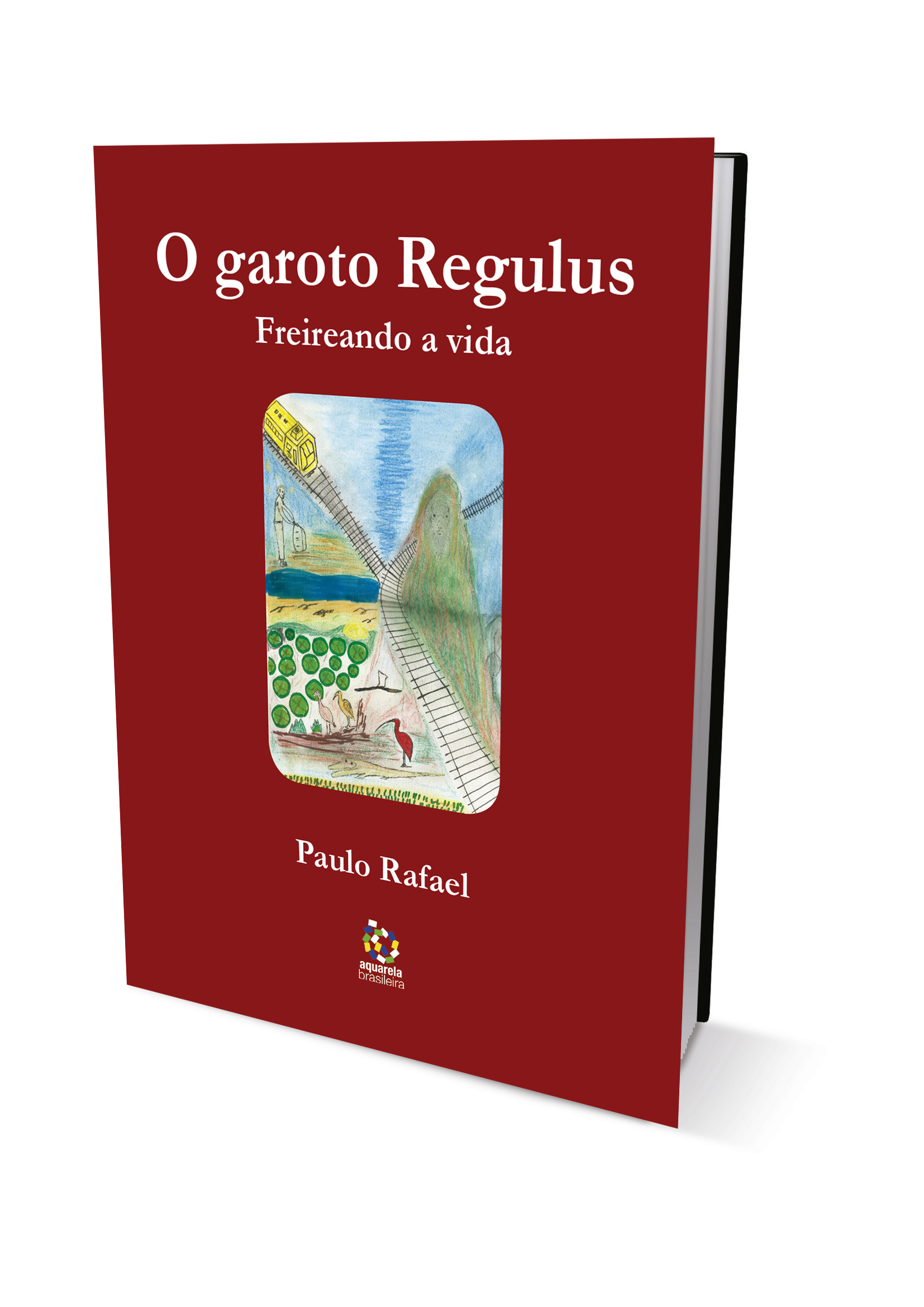 capa_O garoto regulus_3d_final