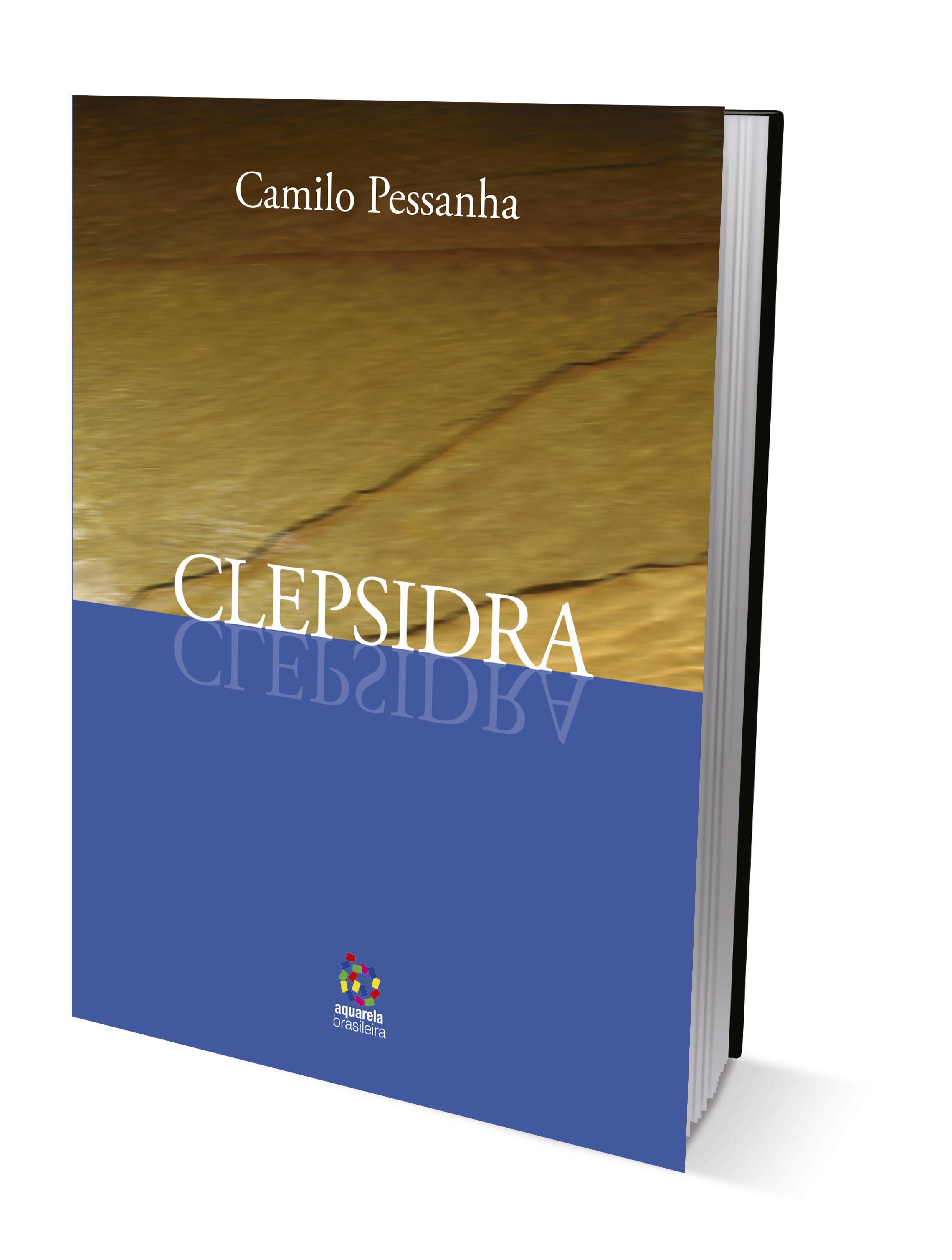 Capa_Clepsidra_Camilo Pessanha