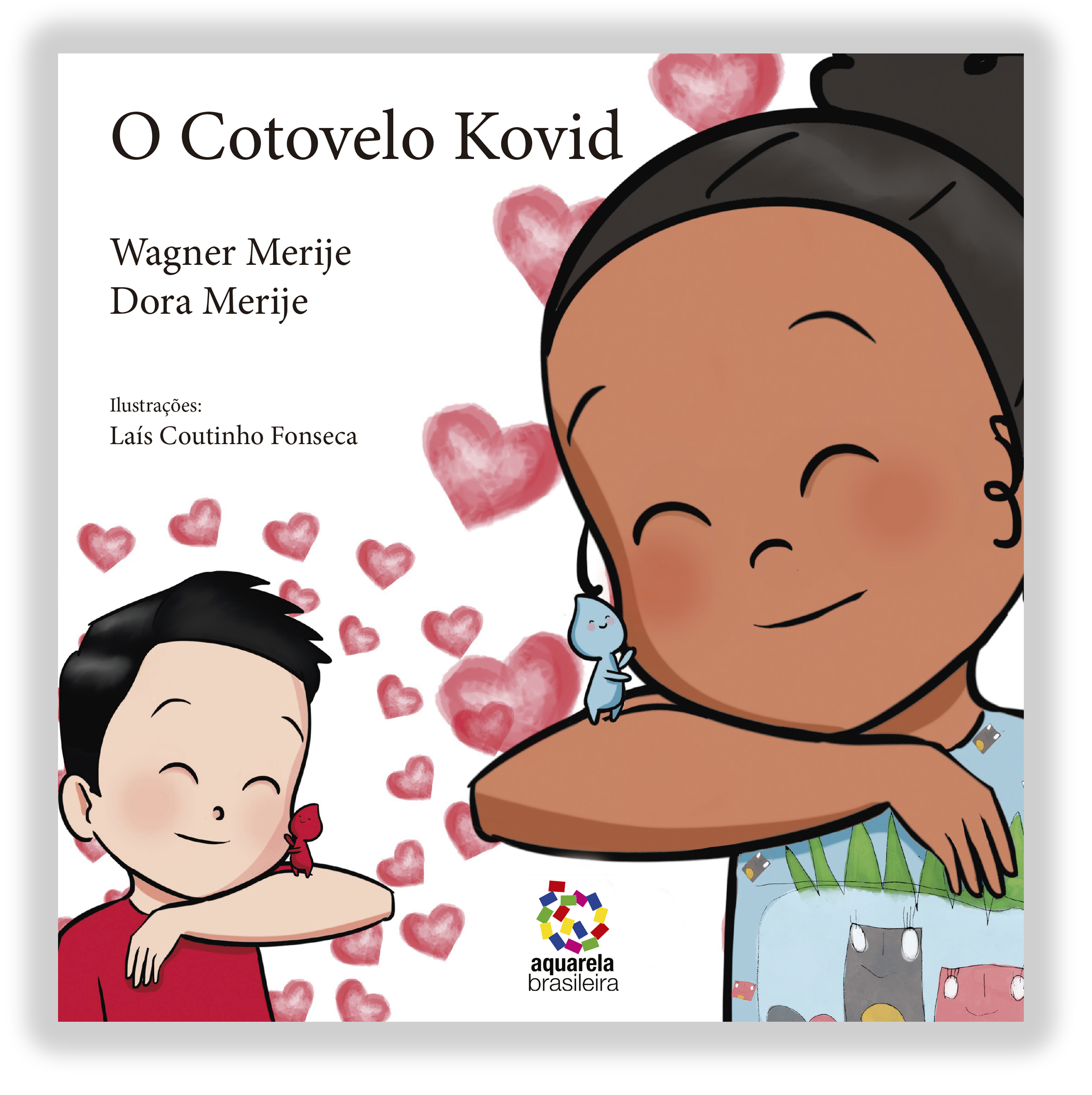 O COTOVELO Kovid_capa3D
