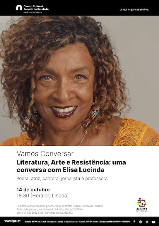 Vamos Conversar_Elisa Lucinda_cartaz redux